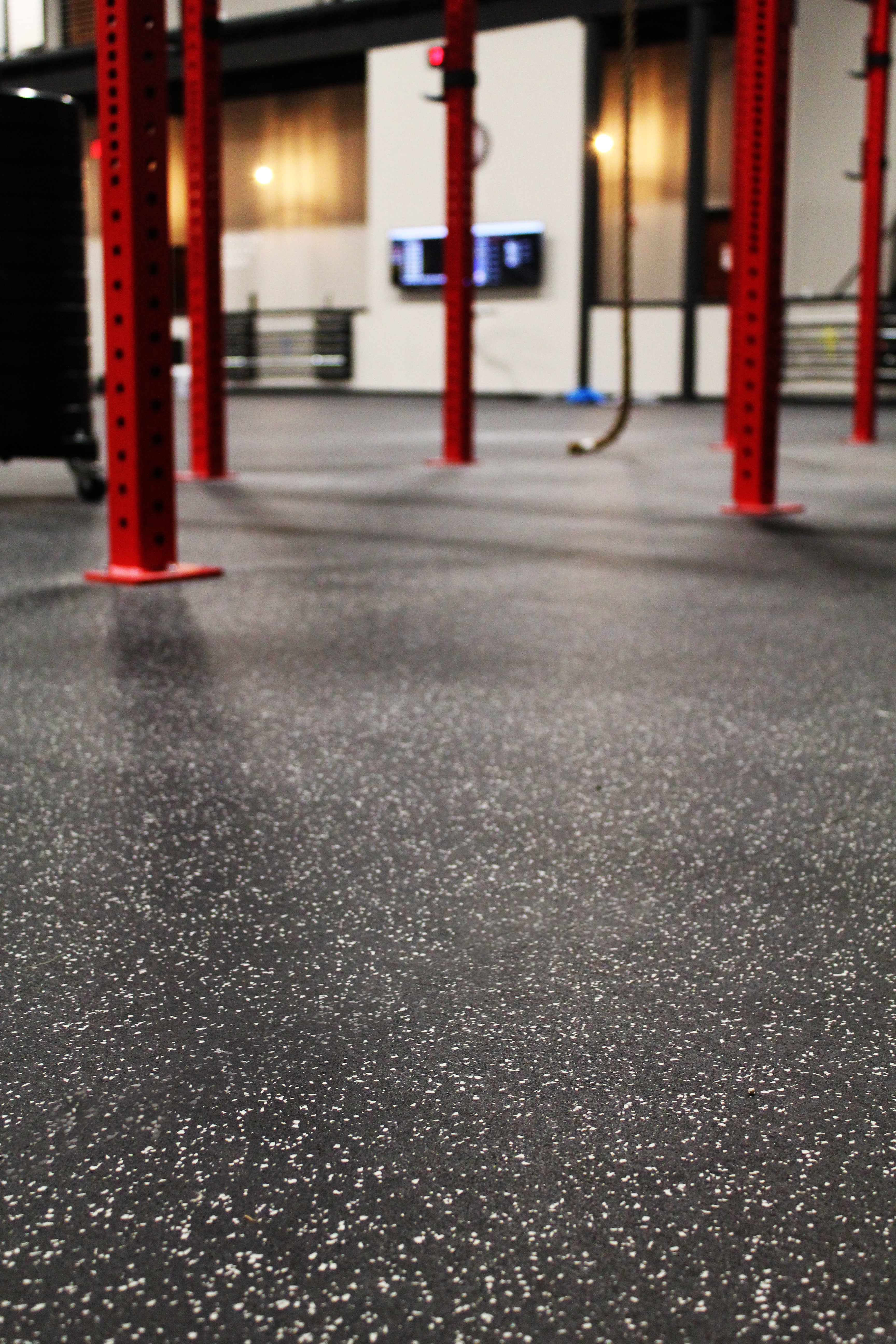 Athletic Rubber Flooring